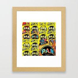 Parampan Pan Framed Art Print
