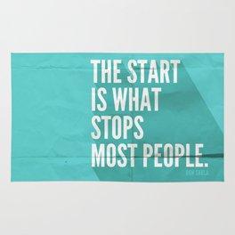 The Start Rug