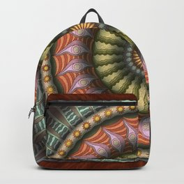 The Flowering Of The Sunshine Moons Backpack