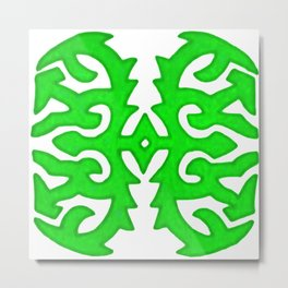 Abstract Designz - 29 Metal Print