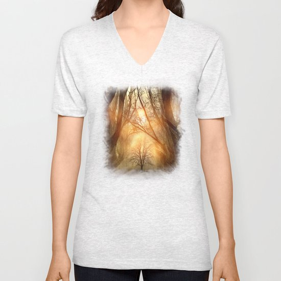 Searching Dreams Lost Unisex V-Neck