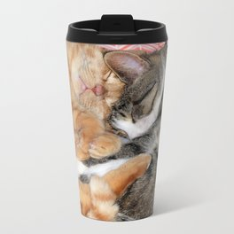 Nap Buddies Metal Travel Mug