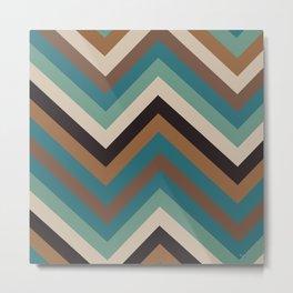 Geometric - 2 Metal Print