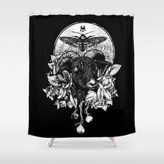 Krogl Shower Curtain