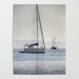 The Relaxation Yacht Poster