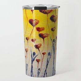 Oil painting people & love Travel Mug
