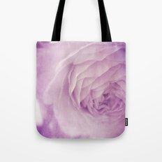Vintage Ranunculus Tote Bag