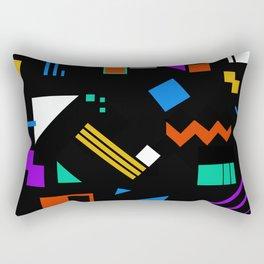 1980's tastic Rectangular Pillow