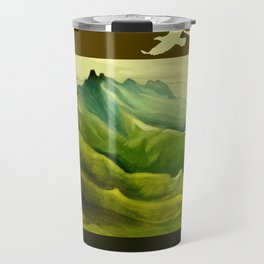 The Eyrie Travel Mug