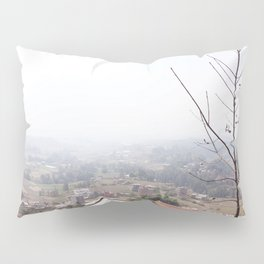 Nepalese Village Pillow Sham