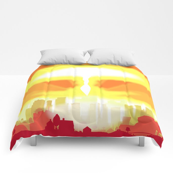 End of the World Comforters
