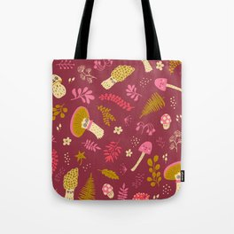 Fungi Friends Tote Bag