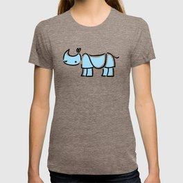Simple Rhino drawing T-shirt