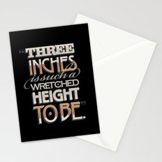 Wretched Height Stationery Cards