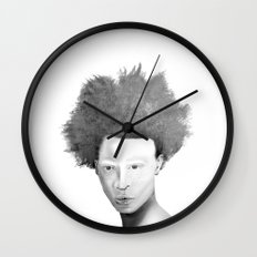 AlBINO  Wall Clock