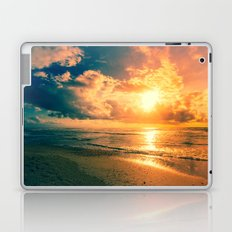 Surreal sunset Laptop & iPad Skin