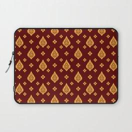 sophisticated mosaic Laptop Sleeve