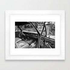 untitled#06 Framed Art Print