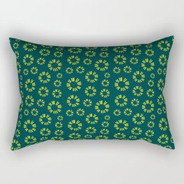 Musical repeating pattern No.6, Collection No.1 Rectangular Pillow