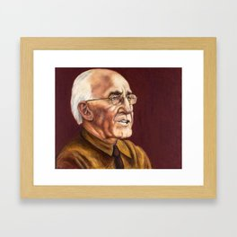 The Immortal Framed Art Print