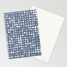 Diagonall Stationery Cards