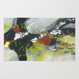 Colours of my mind by Australian Artist Vidy Potdar Rug