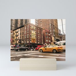ArtWork New York City USA Art work photo Mini Art Print