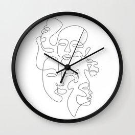 All Around Wall Clock