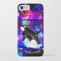 orca iPhone & iPod Cases featuring Orca by haroulita
