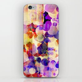 Celebration Circles iPhone Skin