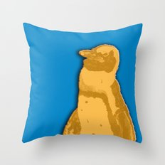 Off To Work We Go #2 Throw Pillow