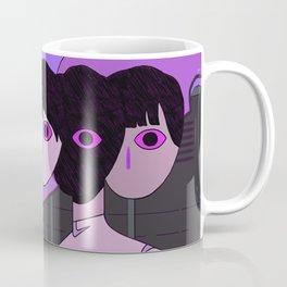 Dream 225   Faces Coffee Mug