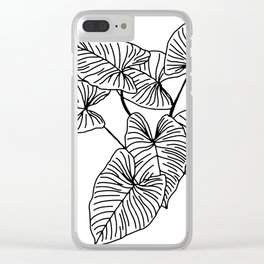 Only 4 U Clear iPhone Case