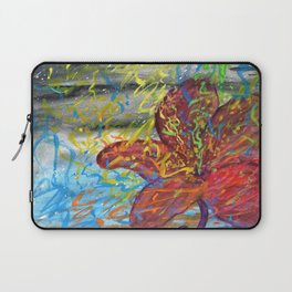 Stomach full of color Laptop Sleeve