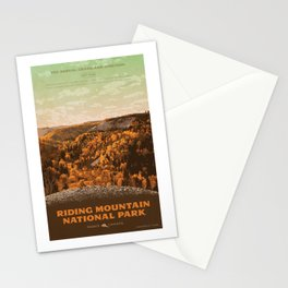 Riding Mountain National Park Stationery Cards