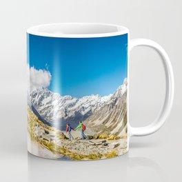 New Zealand Mount Cook Aoraki Coffee Mug