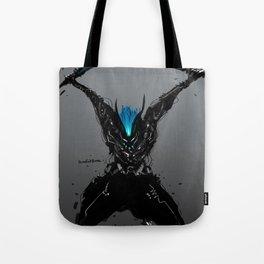 Demon Ice Assassin Tote Bag