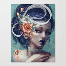 Ribbons and Deciet Canvas Print
