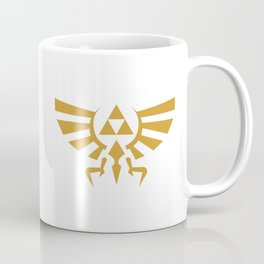 Zelda Triforce Coffee Mug