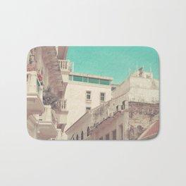 In this summer days (vintage urban photography) Bath Mat