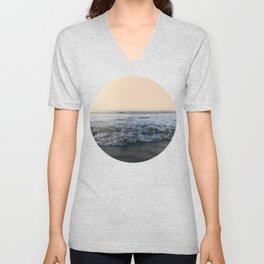 Sunrise Ocean Unisex V-Neck