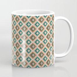 Triangles abstract Coffee Mug