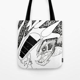 WOAH... Tote Bag