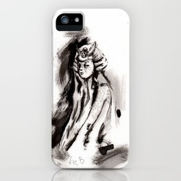 El arte de la guerra (sketch version) iPhone Case