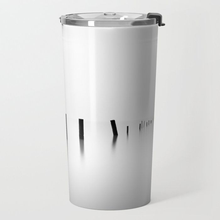 Sea Pillars IIIV Travel Mug