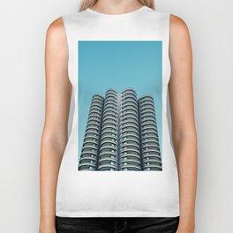 Wilco towers Biker Tank