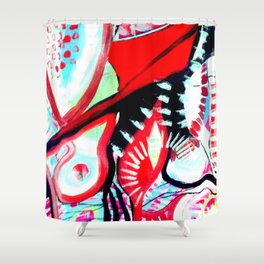 Intuitive Energy Shower Curtain