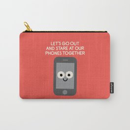 Emojionally Available Carry-All Pouch