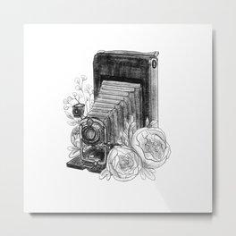 Antique v.2 Metal Print