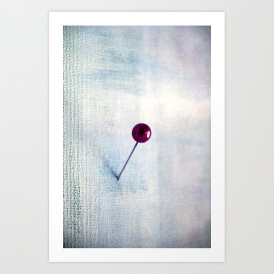 pin it.. Art Print